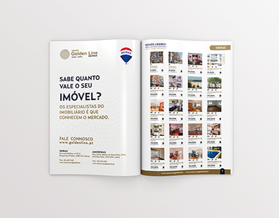 Revista - Remax Golden Line
