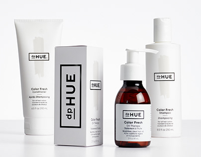 dpHUE brand refresh
