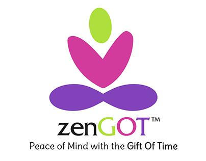 zenGOT™ Logo Design