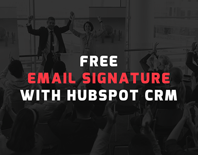 How to make a mail signature with HUBSPOT free