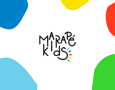Marapé Kids - Identidade Visual