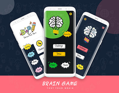 Draw One Part - Brain Game