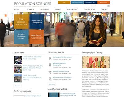 UC Berkeley Population Sciences
