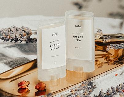 Oite | Brand Identity