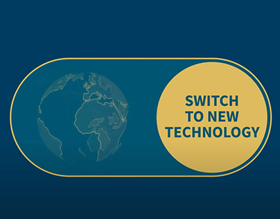Animated Infographics: Switch to New Technology