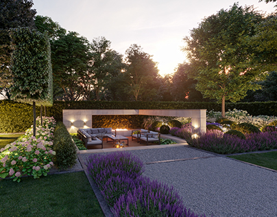 The Dutch garden [FULL CGI]