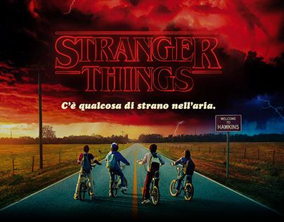 Stranger Things 2 - Stranger Season