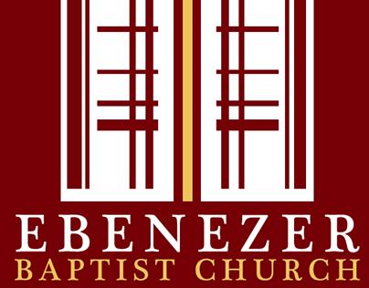 Ebenezer Baptist Church PGH Logo