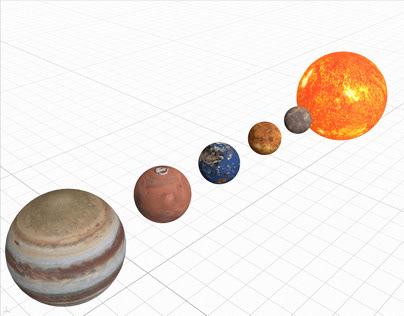 Solar System MK1