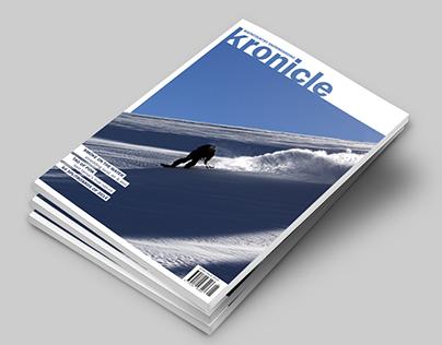 Kronicle Magazine –Concept