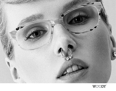 Woody glasses - ad campaign