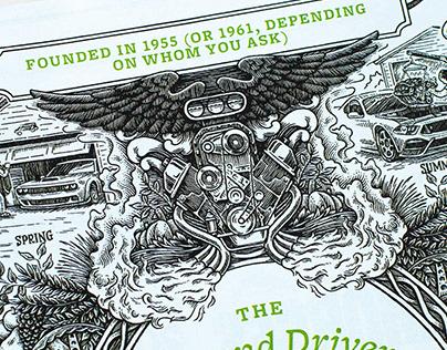 Driver's Almanac
