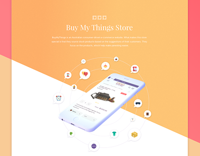 Responsive Australian e-Commerce Website Project Case