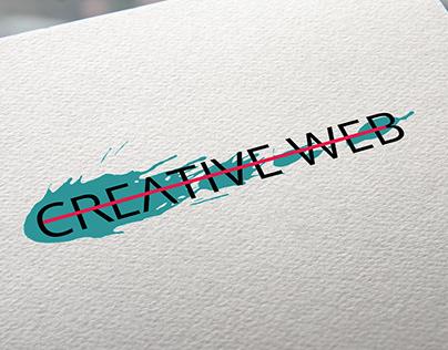 Creative Web Logo Design