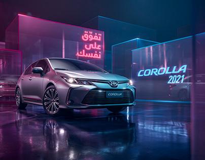 Toyota Corolla 2021 | MIAGUI