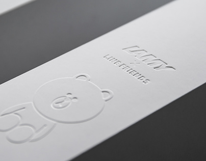 Lamy x Line friends I The Black Edition