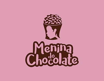 Menina do Chocolate   Identidade Visual