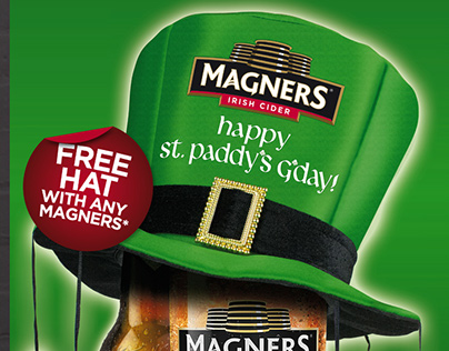 Magners St. Patrick's Day