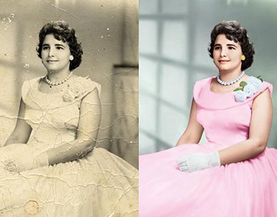 Best Photo Restoration - Digital Photo Restoration