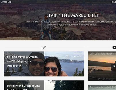 Mareu Life Website