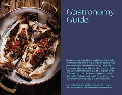 Gastronomy Guide: VIP Mag