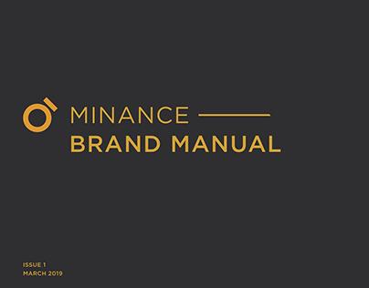 Minance - Brand Manual