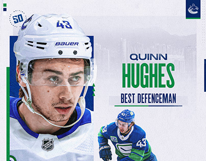 2019-20 Team Awards | Vancouver Canucks (personal)