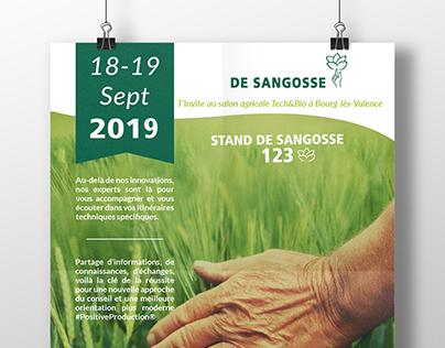 Invitation email De Sangosse
