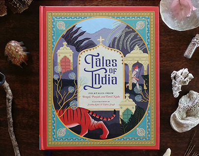 Chronicle Books presents Tale of India
