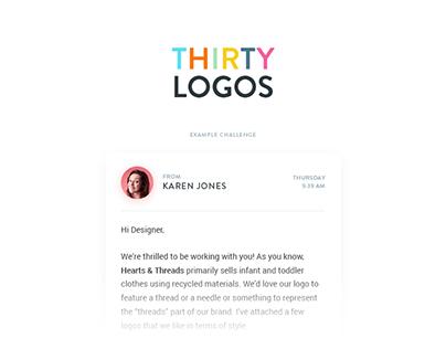 ThirtyLogos.com