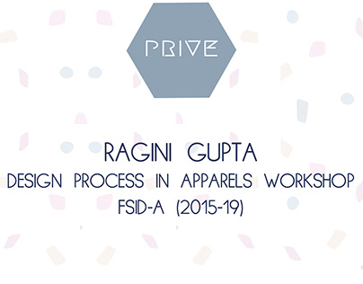 Design Process in Apparels