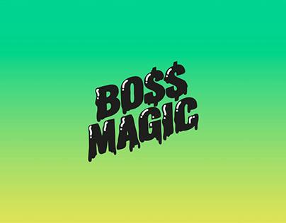 Boss Magic - animated gifs