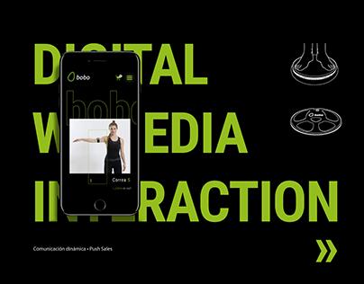 Mobile Experience & UX/UI Design
