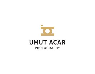 Umut Acar Photography Brand Identity Design
