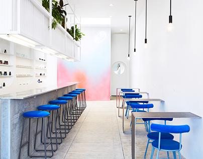 Color Camp Interior