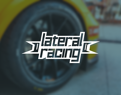 Lateral Racing - Brand Identity