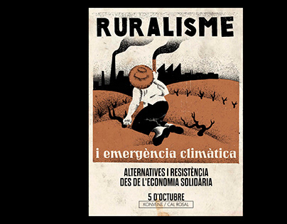Ruralism and climate emergency / Poster