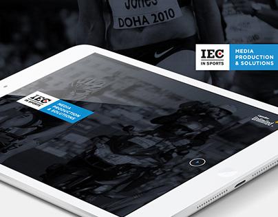 IEC - iPad Sales Tool
