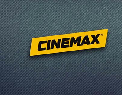 Cinemax Rebrand