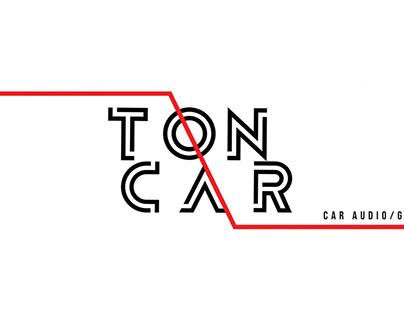 Ton-car branding