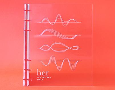 Her: Movie Book