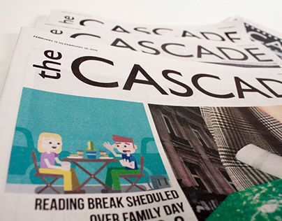 The Cascade Illustrations