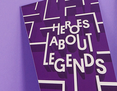 ABOUT '15 »Heroes about Legends«
