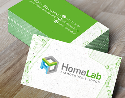 Home Lab I Office interior architecture & design 2012
