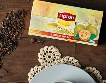 Lipton Belimal Mix Tea