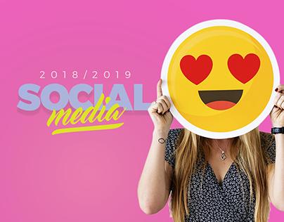 Social Media - Mix