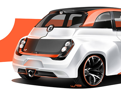 Nissan K12 Concept: Autocar Next Generation Award Entry