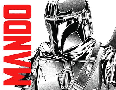 The Mandalorian | Poster