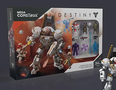 Destiny - Dominus Ghaul Assault