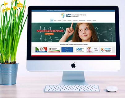 Sito web Istituto Comprensivo di Cambiano